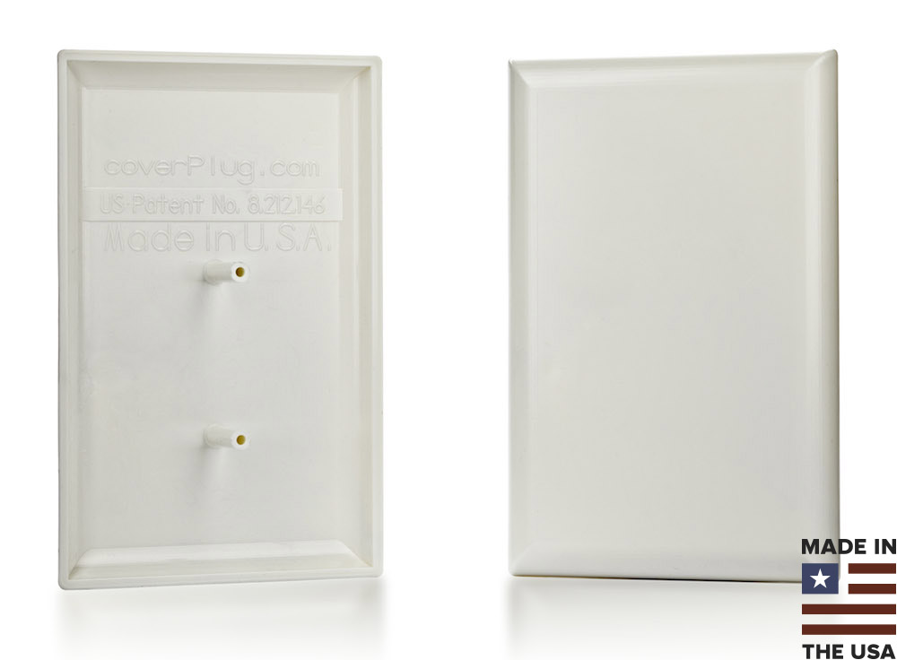CoverPlug Outlet Safety for the Home